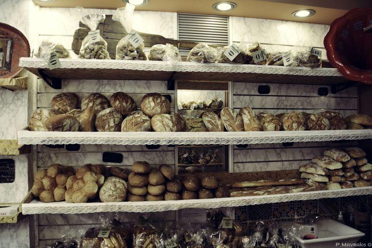 Aplotaria st. Chios Greece BAKERY SHOP: {..Το ψωμί ψωμάκι..} DESIGN AND STYLING: Sophia Kambouris PHOTOGRAPHY: Panagiotis Mavrakis