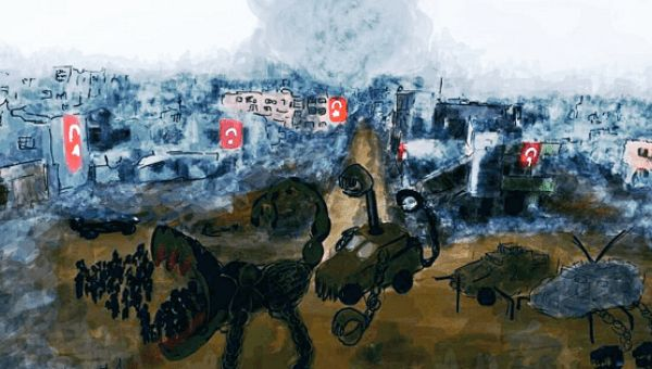 In Erdogan's Turkey, an Artist is Jailed for Painting Reality - https://www.juancole.com/2017/03/erdogans-painting-reality.html