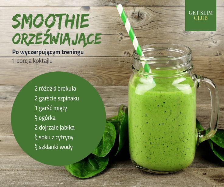 #greensmothies #getslimclub #fitcoctail #zielonekoktajle