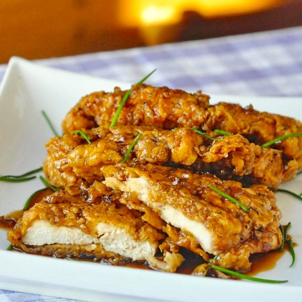 Now with tips for a baked version! Over 2 MILLION views and 250,000 Pinterest repins; this honey garlic chicken is our most popular recipe for good reason.