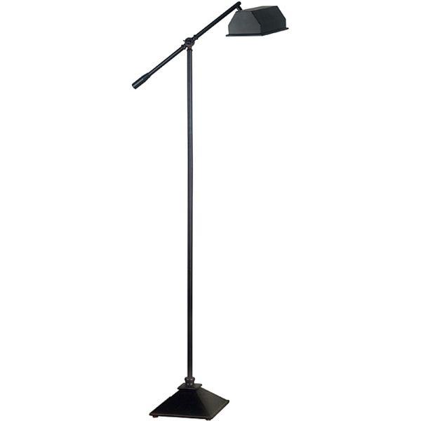 Webster 59 In Oil Rubbed Bronze Adjustable Floor Lamp 60h $99