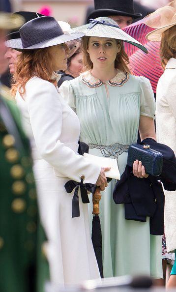 Princess Beatrice an Sarah Fergunson
