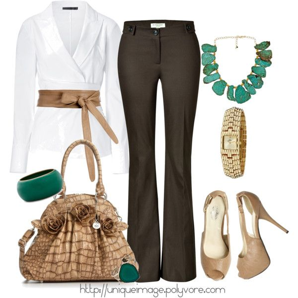 Work Outfit: Work Clothes, Olive Green Pants, Style, Work Fashion, Fashion Outfits, Fashionista Trends, Work Outfits, Outfits 2012