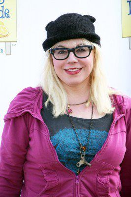 (via (6) Kirsten Vangsness Fan Page) Babygirl click of the day!