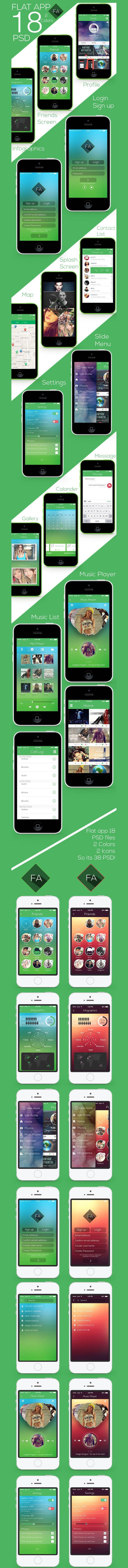 Daily Mobile UI Design Inspiration #284