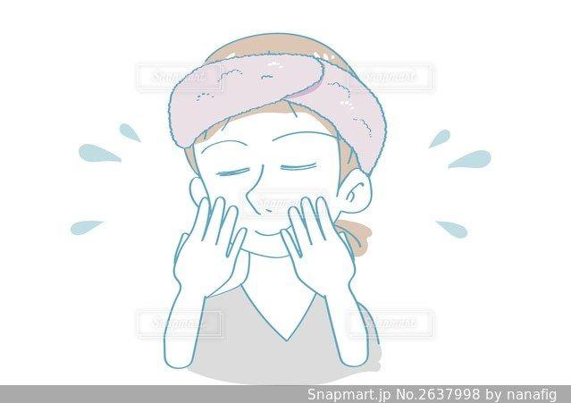 洗顔 美肌 お手入れ 化粧水 スキンケア 洗う アンチエイジング