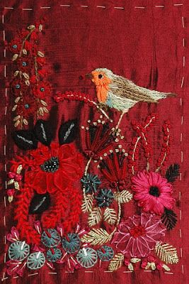 Gipsy Quilt: Rouge toujours...