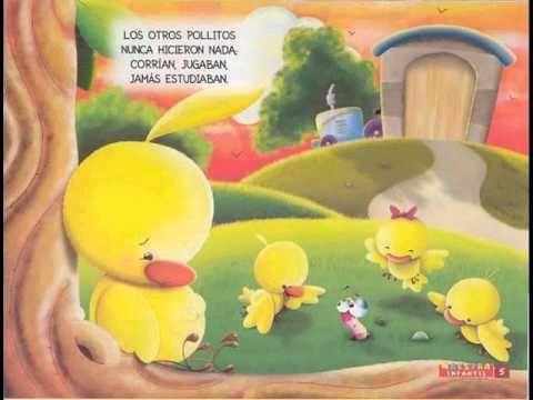 el pollito amarillo - YouTube