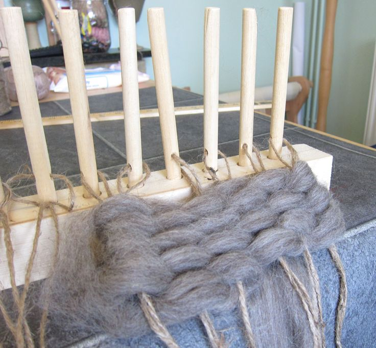 Loom Your Own Make Heddle