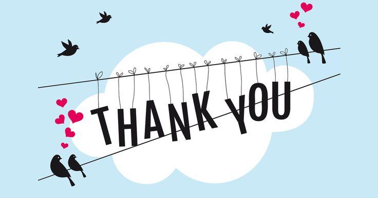 """Ein guter Ratschlag zur rechten Zeit, eine helfende Hand oder ein besonderer Anlass – es gibt viele Gründe, um einfach einmal """"Dankeschön"""" zu sagen. Die schönsten Danksagungstexte für jeden Anlass"""