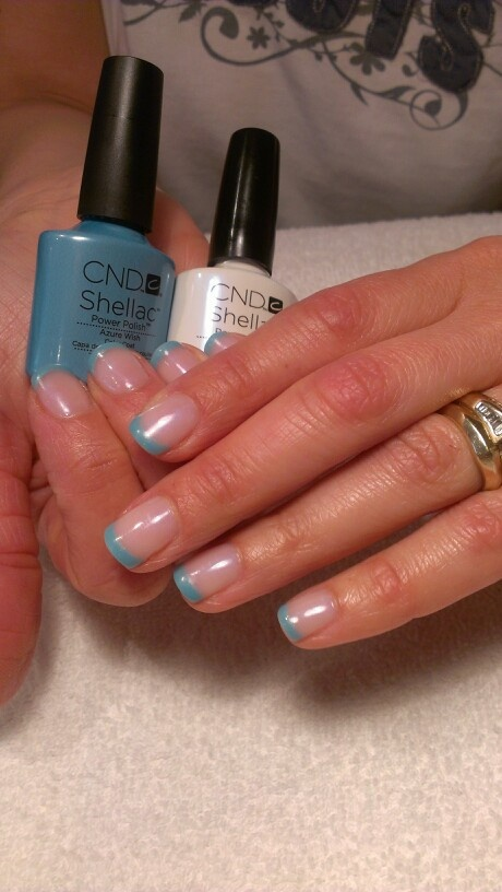 1000+ Images About Pretty Shellac Nails On Pinterest