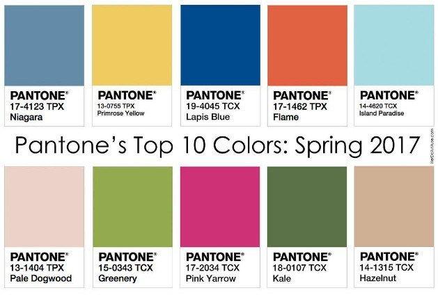 2017年春夏ストリートファッションの流行トレンドカラーはこれだ!最新の色使いコーデで他と差をつけろ!(Pantone)   スニーカーズ ハイ ニューヨーク