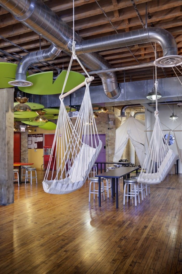 Red Frog Events Chicago Offices
