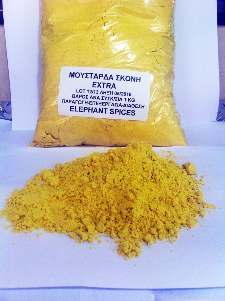 Mustard powder extra