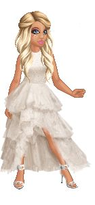 New dress available on goSupermodel this Thursday - 27.03.2014.