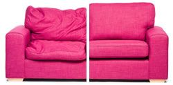 Online calculator for foam cut size to easily calculate foam prices. We also offer easy sofa cushion replacement.