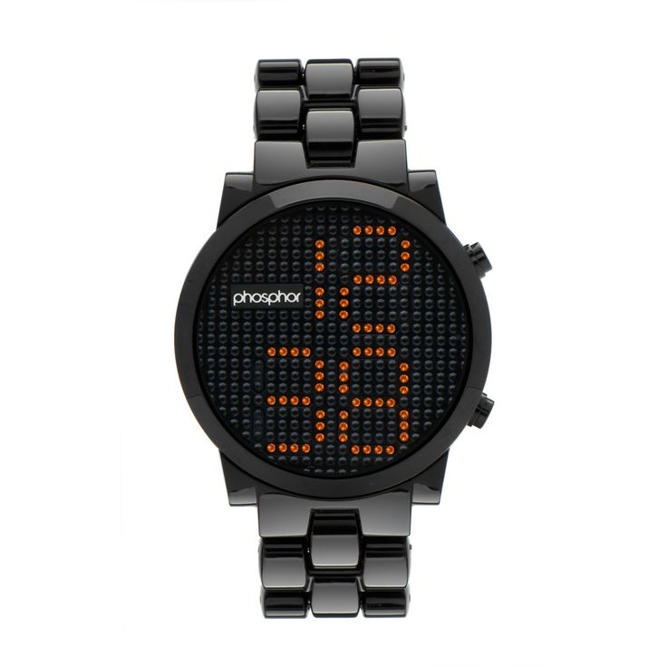 Phosphor Appear watch: Awesome Clocks, Color, Guys Gifts, Great Gifts, Guy Gifts