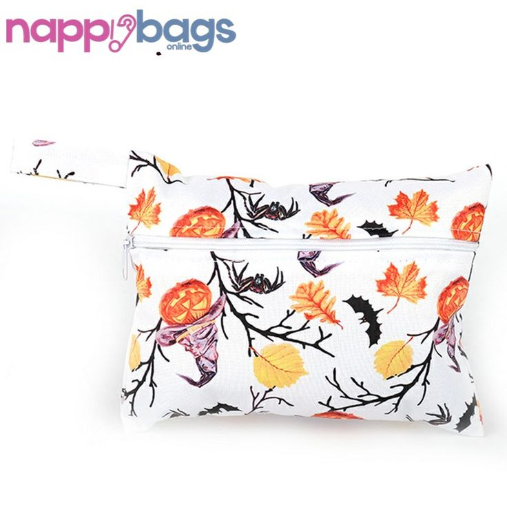 Floral Abstract Waterproof Nappy Wet Storage Bag Collection //Price: $15.45 & FREE Shipping //     #parenting