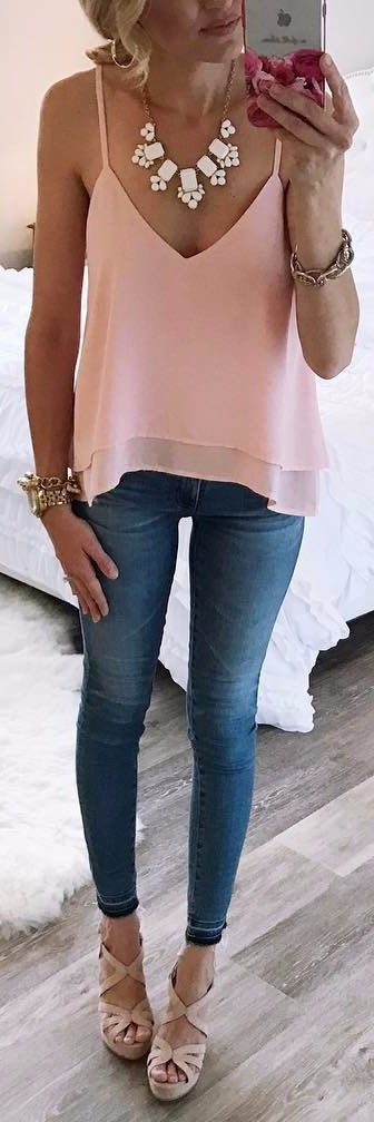 blush top this spring