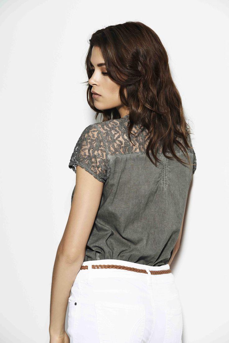 Soyaconcept - top - blouse - belt - pants - jeans