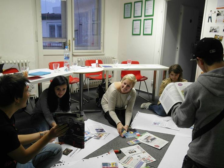 career workshop for children without their own families - project Roz(h)led xxxxx kariérové workshopy pro děti z dětských domovů - projekt Roz(h)led