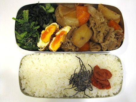 弁当男子☆簡単でお野菜たっぷり、美味しく節約♪