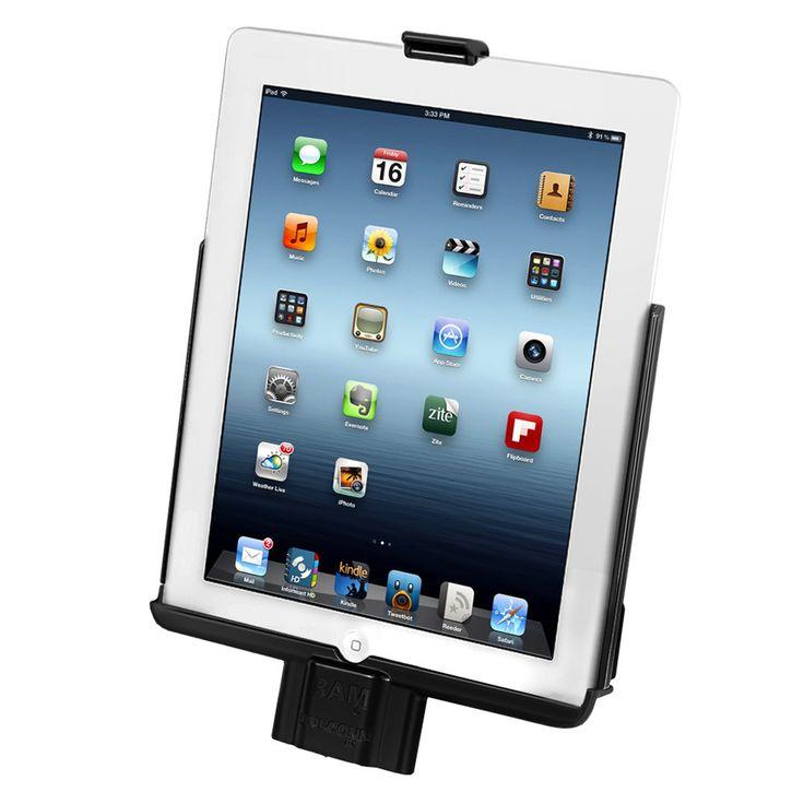 RAM Mount Apple iPad 2 Docking Station w/Uni-Conn