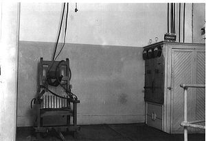Tourist Attraction Old Sparky – The Louisiana State Penitentiary