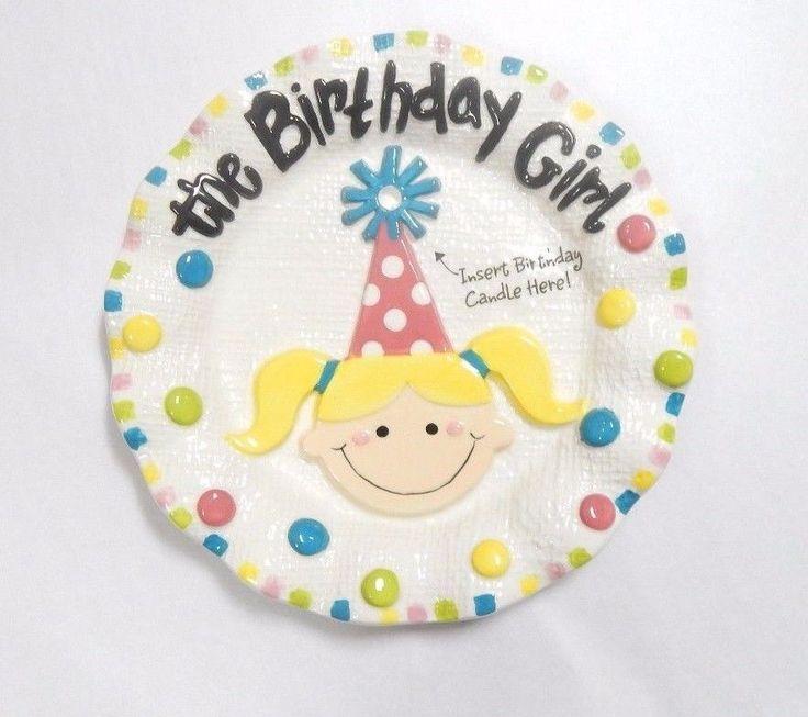 Birthday Cake Dish