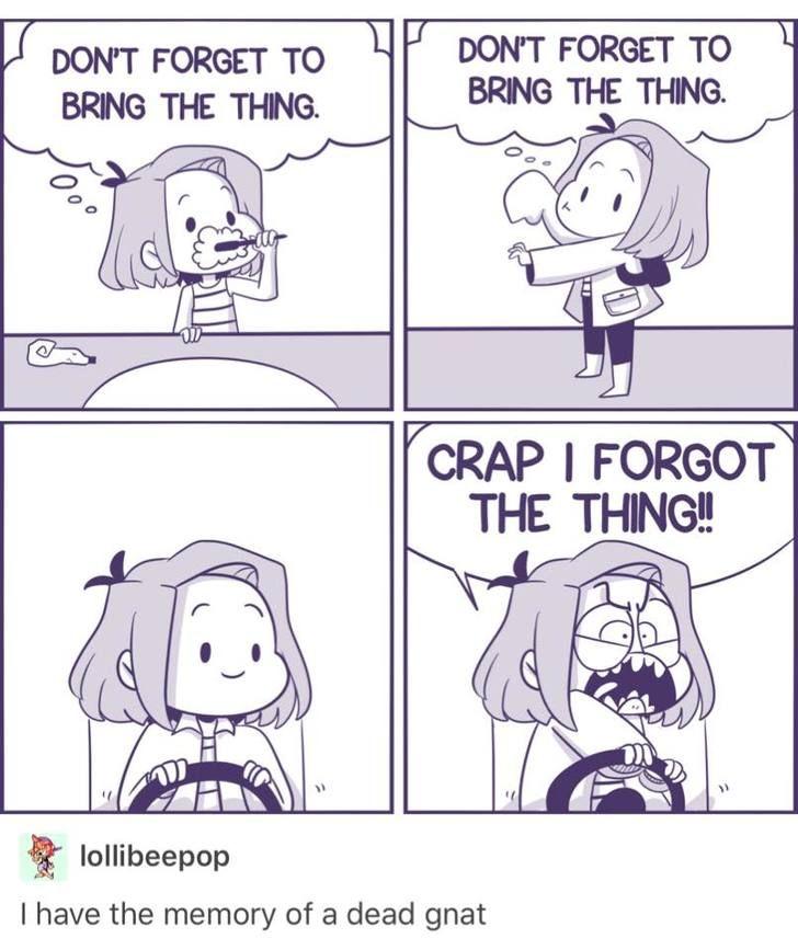Story of my goddamn life...