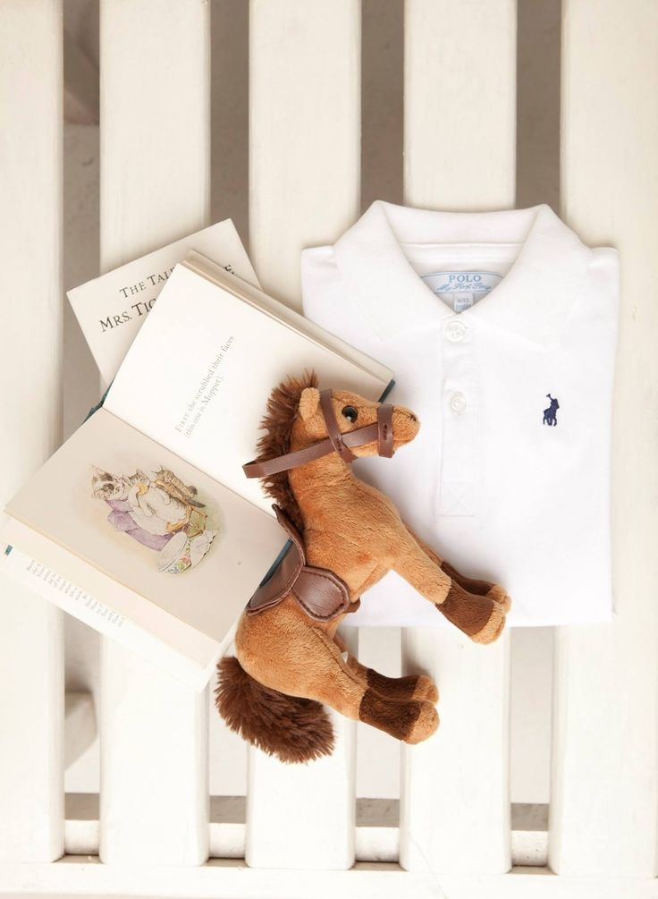"Introducing ""My First Polo"" and the debut of Polo the pony and my first baby grow. super cute gifting ideas"