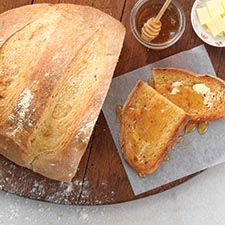 French-Style Country Bread || King Arthur Flour
