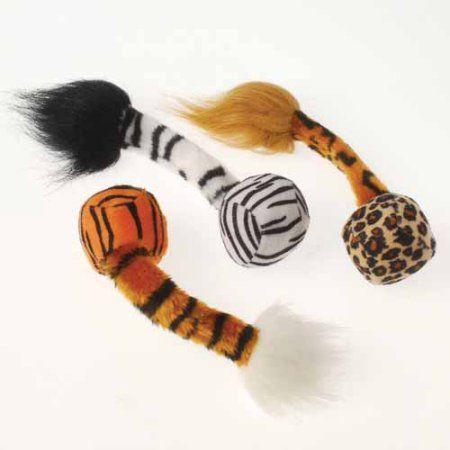 Toys Animal Tails Plush Animals Animals