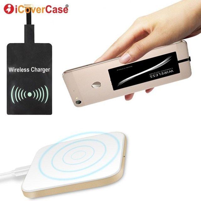 Qi Wireless Charger For Huawei Y9 2019 Y3 Y5 Y6 Y7 Pro 2018