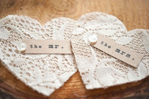 laceHomemade Valentine, Cute Ideas, Sweetheart Tables, Valentine Ideas, Mark Places, Names Cards, Places Cards, Wedding Details, The Brides
