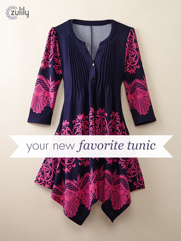 Sign up today to discover Stylish Fall Tunics at prices up to 70% Off! Huge selection with new styles added each and every day! Build your fall and winter wardrobe at zulily.com!