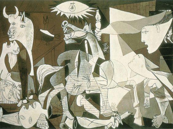 La Guernica, Pablo Picasso