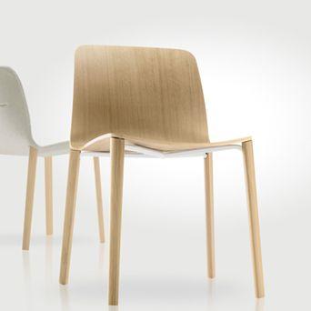 JANTZI - Chaise déhoussable | via.fr