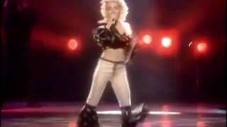 Madonna - Holiday [Blonde Ambition Tour], via YouTube.