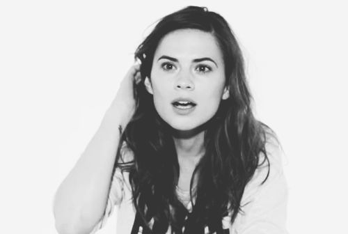 Hayley Atwell and Jenna Coleman are my two fav British actresses <3