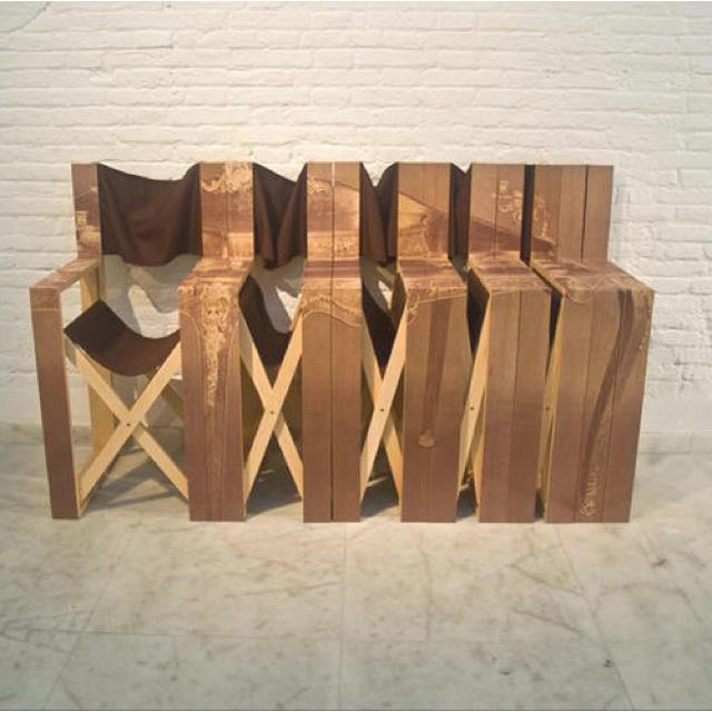 accordion chair