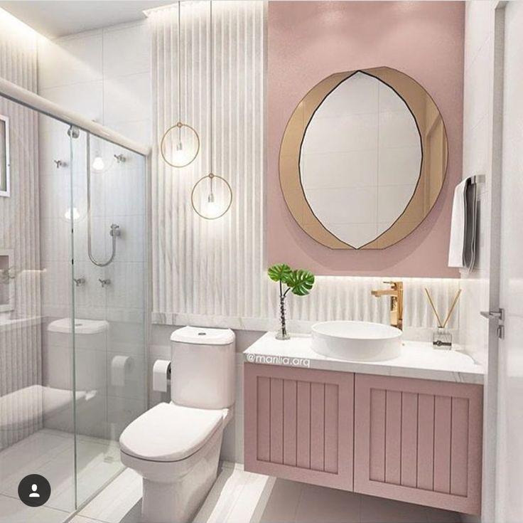 Die besten 25+ Rosa badezimmer Ideen auf Pinterest Rosa - altes badezimmer aufpeppen