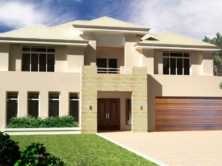 Gray Paint For 2 Floor Home Idea 2020 Ideas In 2020 Two Storey House Two Storey House Plans House Design