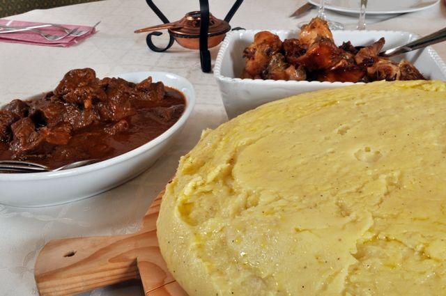 http://www.vallediledro.com/it/cucina-tipica scopri la ricetta della #polentadipatate #ledrofood