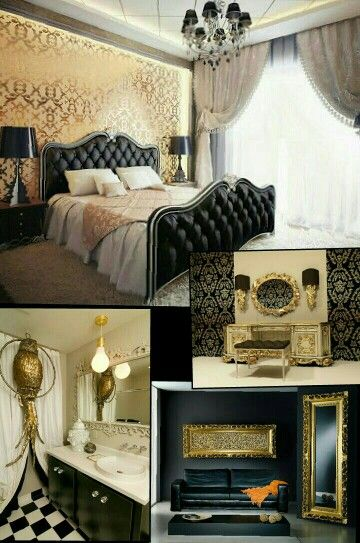 Luxurious and comfort