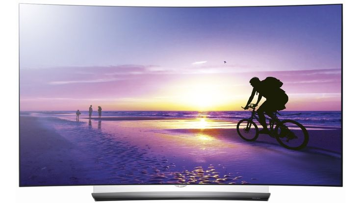 "LG 65"" C6T 4K Ultra HD OLED 3D Capable Smart Curved TV"