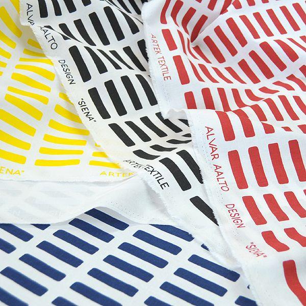 Alvar aalto Siena textile (c.1954)