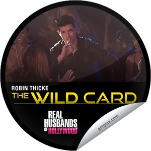 Steffie Doll's RHOH: The Wild Card Sticker | GetGlue