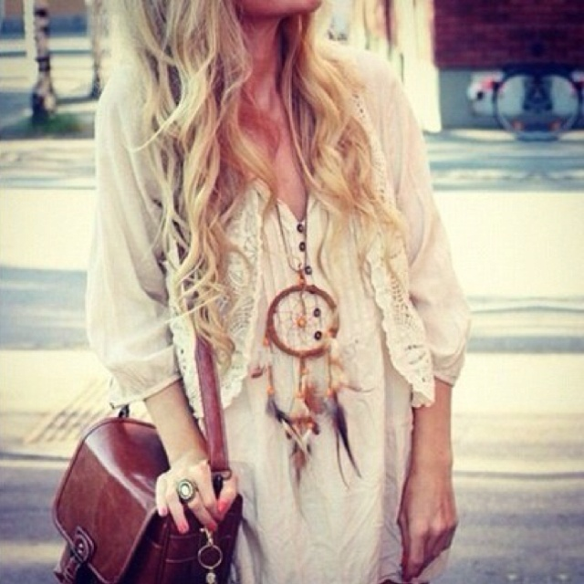 love the style and the hippie hair