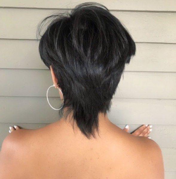 Are You My Next Hair Model Email Your Photo To Najahhair Yahoo Com Shorthaircut Najahonhair Liketherivers Short Hair Mohawk Edgy Hair Relaxed Hair